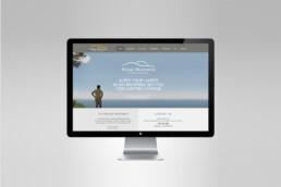 webdesign clean design imac