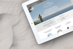 webdesign responsive tablet Mirage