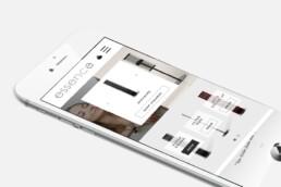 webdesign | essence | deep