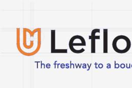 logo design | lefloro | deep