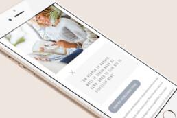 mobile website design   powerhouse coaching   deep