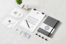 print design   stationary   powerhouse coaching   deep