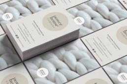 print design   businesscards   powerhouse coaching   deep