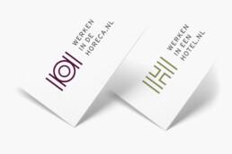 visitekaartje design | werken in een hotel | werken in de horeca | deep