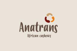logo design | Anatrans Cashews | Deep