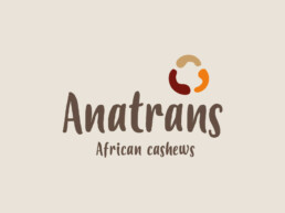 logo design | Anatrans Cashews | Deep