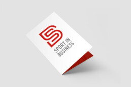 businesscard design | sport in business | deep