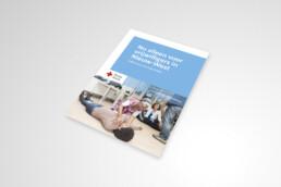 brochure design | rode kruis amsterdam | deep